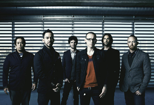 Linkin Park Hintergrund with a business suit, a suit, and a three piece suit entitled Linkin Park 2012 Official Promo