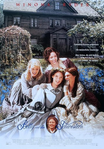 Movies wallpaper probably containing a street titled Little Women