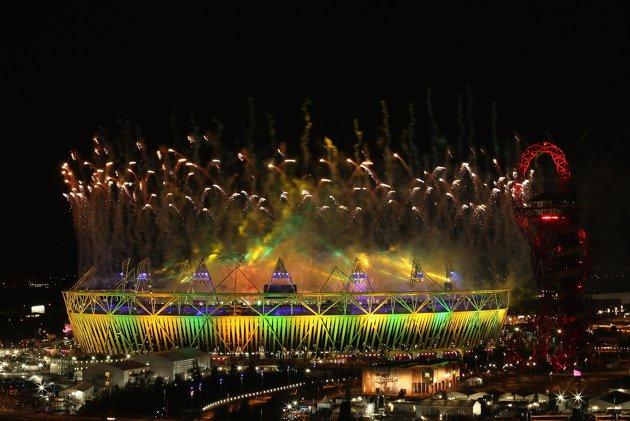 London 2012: Closing Ceremony