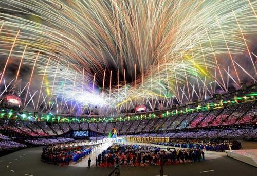 Londres 2012: Closing Ceremony