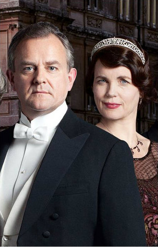 Lord and Lady Granthom Season 3 - downton-abbey Photo