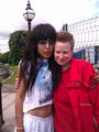Loreen and me <3