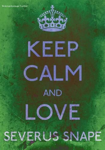 Love Severus