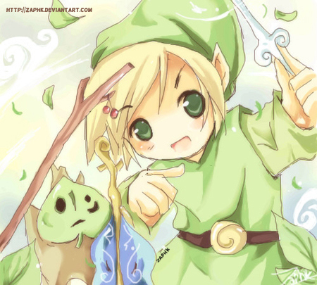 Loz pic - the-legend-of-zelda Fan Art