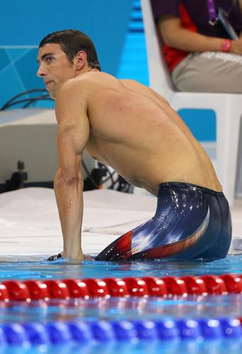 M. Phelps (London Olympics 2012)