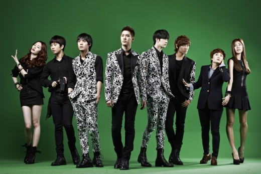 MBLAQ 'Idol Manager'