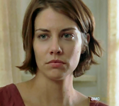 The Walking Dead: Maggie Greene 壁纸 with a portrait titled MG