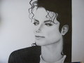 MJ portrait - michael-jackson photo