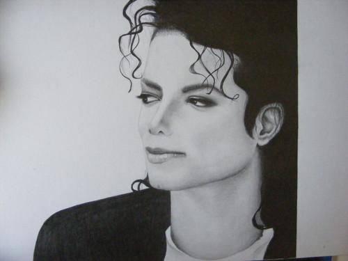 MJ portrait