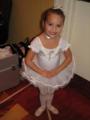 Mackenzie In Ballet Costume