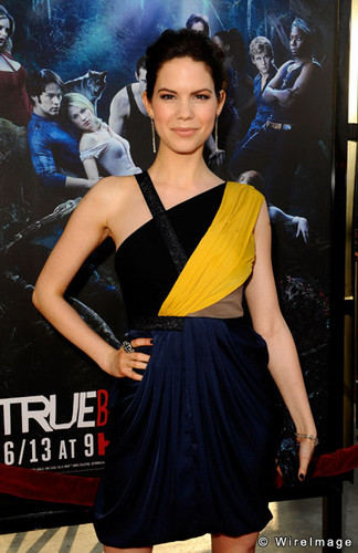Mariana on the premiere 'True Blood'