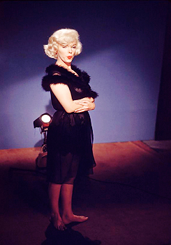 Marilyn Monroe - marilyn-monroe Photo