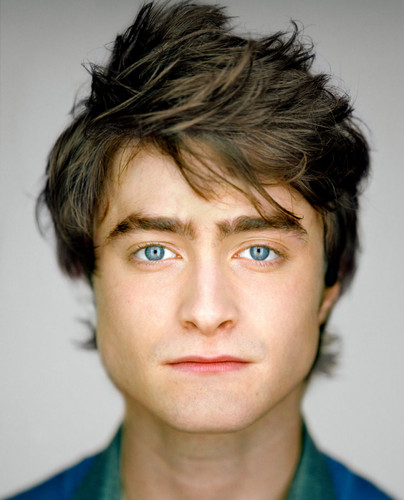 Daniel Radcliffe wolpeyper with a portrait called Martin Schoeller HQ