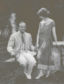 Mary Pickford &amp; Douglas Fairbanks - silent-movies photo