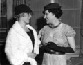Mary Pickford &amp; Gloria Swanson - silent-movies photo