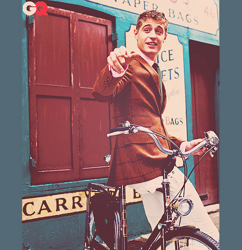 Max Irons  →  GQ (August 2012) - max-irons Photo