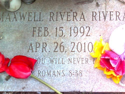 Maxwell Rivera