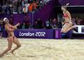 May-Treanor, Walsh win beach volleyball gold