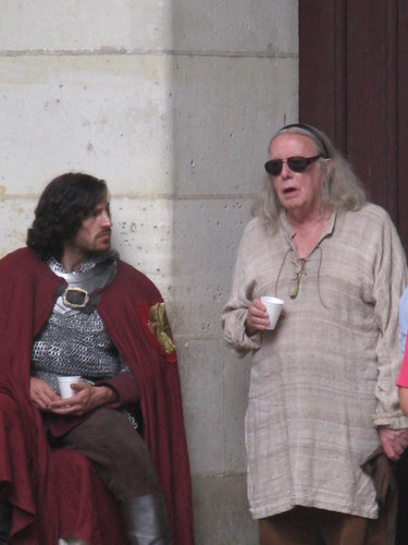 Merlin- Season 5 Filming - merlin-on-bbc Photo
