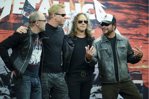 metallica in Mexico City