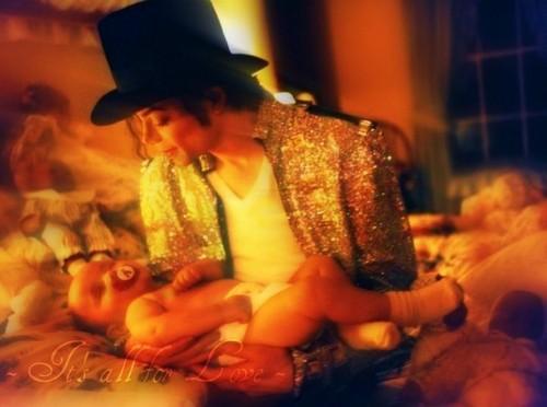 Michael And Baby, Prince