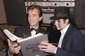 Michael And Longtime Friend, Dick Clark