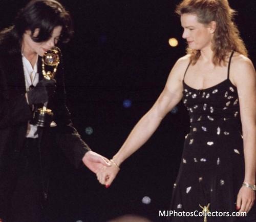 Michael And Princess Stephanie Of Monaco