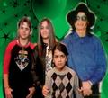 Michael And The Kids - michael-jackson photo