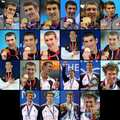 Michael Phelps: Winning 22 メダル