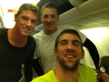 Michael & Ryan - michael-phelps-and-ryan-lochte photo
