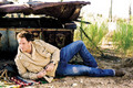Michael Weatherly in CBS Watch! Magazine - michael-weatherly photo