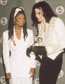 Michael and Janet - michael-jackson photo