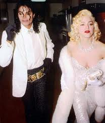 Michael and Мадонна