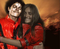 Michael and Paris - the-jackson-family fan art