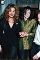 Michael And Brooke Shields - michael-jackson photo