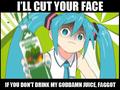 Miku's Juice