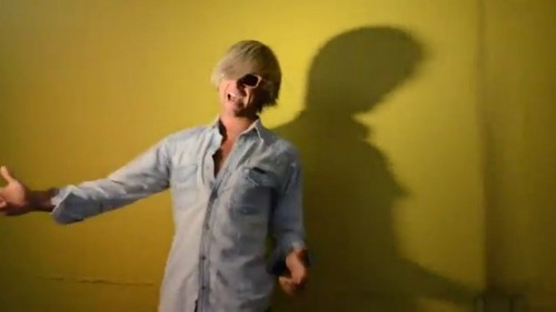 More stills from Keith's album vid - keith-harkin Photo