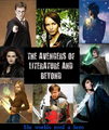 My Fanmade Cover of The Avengers of Literature and Beyond! :D (I AM SO BORED)