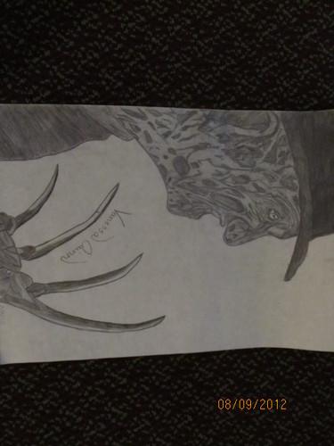 My Freddy K Drawin