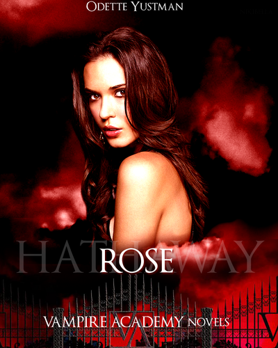 My new Vampire Academy character poster