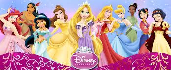 NEW Dresses- Disney Princess Lineup