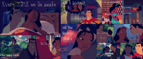 Nani & Shang I hate everything about u collage
