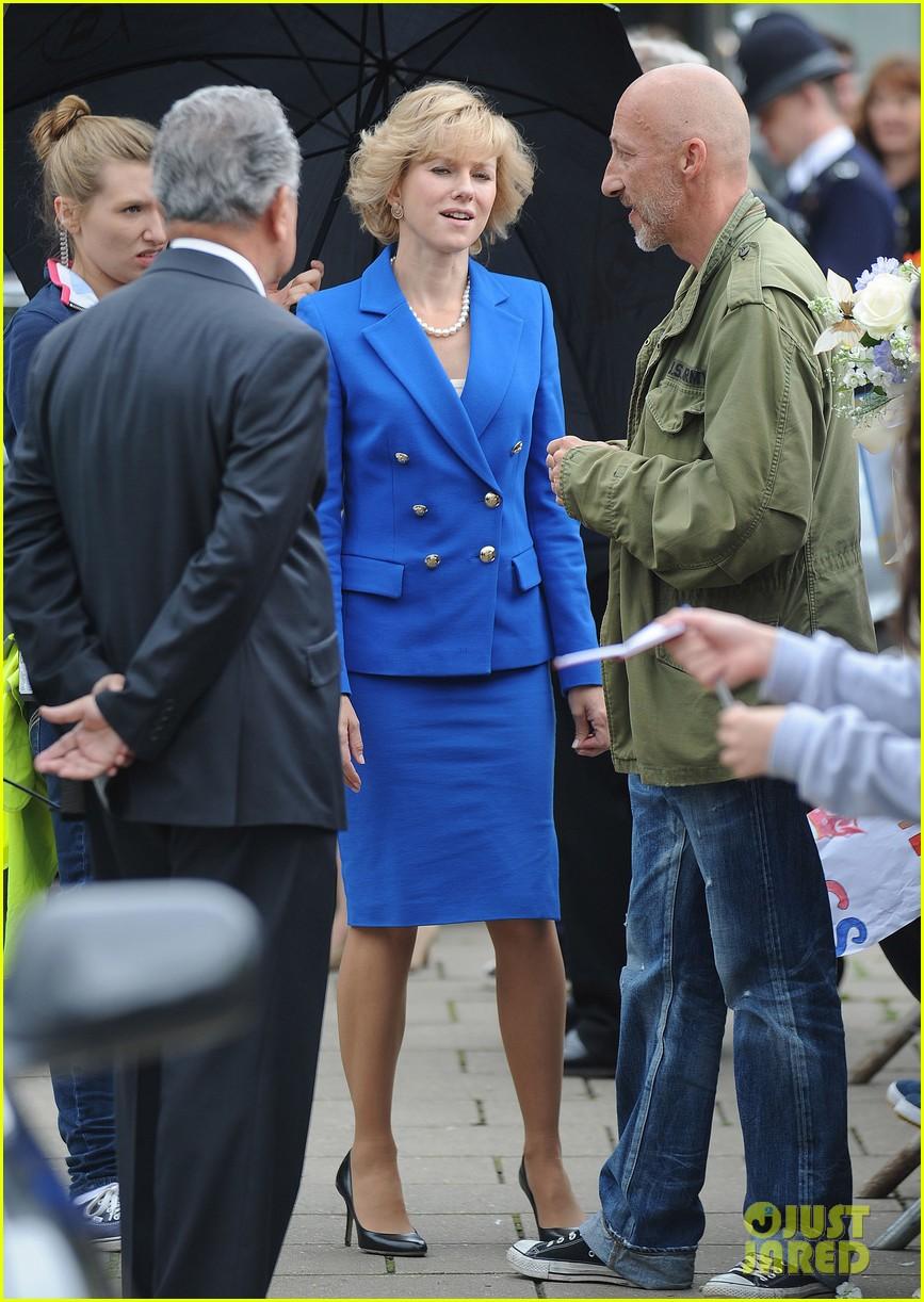 Naomi Watts: I Couldn't Not Play Princess Diana
