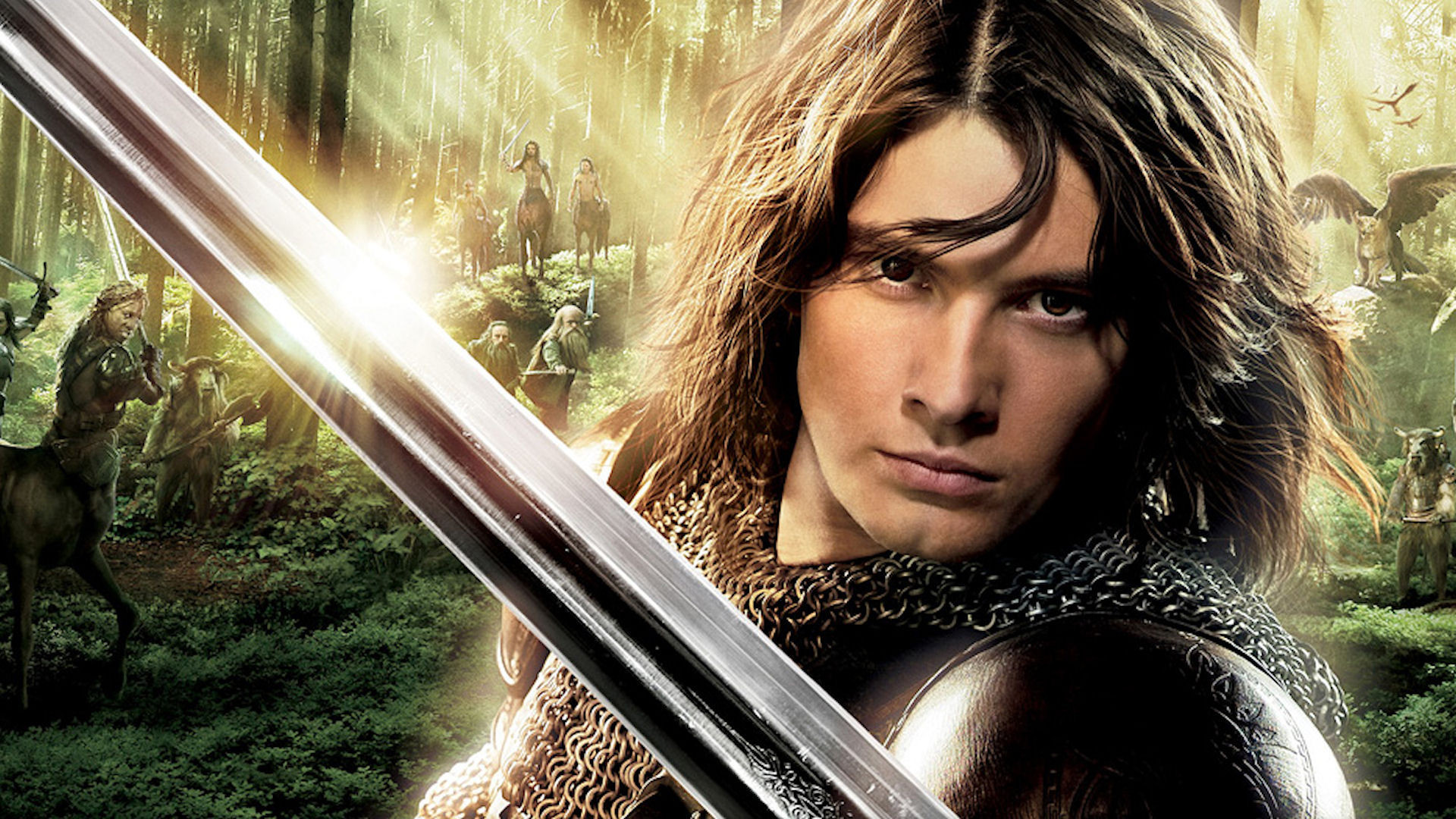 Chronicles of narnia christian