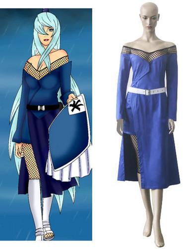 Naruto Godaime Mizukage Cosplay Costume