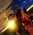Naruto Uzumaki Attack !