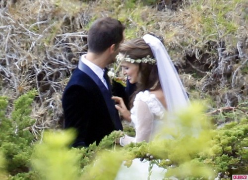 Natalie Portman's Wedding - natalie-portman Photo