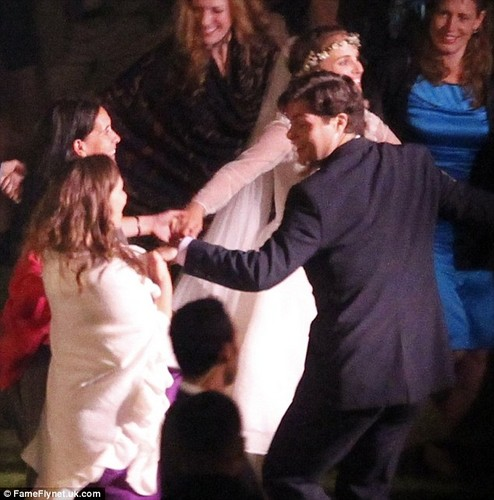 Natalie Portman's Wedding