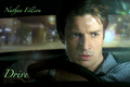 Nathan Fillion - Drive - nathan-fillion fan art