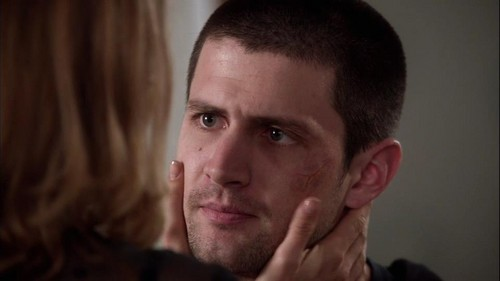 Nathan Scott 壁纸 containing a portrait called Nathan Scott
